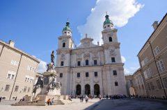 Domkirche, Salzburg, Altstadt, Mozart, Unescos liste over Verdensarven, Tyrol og Salzburg, Østerrike