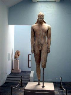 Samos, Vathy arkeologisk museum, korous