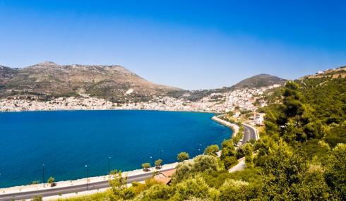 Samos by, Vathy, Samos