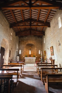 Chiesa di Santa Maria Assunta, San Quirico D'Orcia, San Quirico d 'Orcia, middelalder, romansk, historisk, Toscana, Midt-Italia, Italia