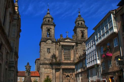 San Francesco, Katedralen Santiago de Compostela, Unescos liste over Verdensarven, Galicia, Nord-Spania, Spania