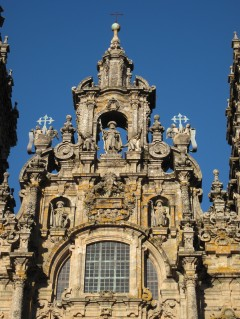 Katedralen Santiago de Compostela, Unescos liste over Verdensarven, Galicia, Nord-Spania, Spania