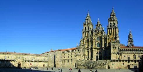 Katedralen Santiago de Compostela, Unescos liste over Verdensarven, Nord-Spania, Spania