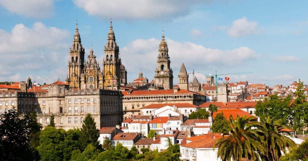 Santiago De Compostela, ReisDit.no