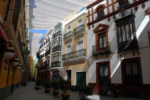 Sevilla, Guadalquivir, Unescos liste over Verdensarven, historisk bydel, gamleby, Andalucia, Spania