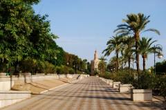 Torre del Oro, Sevilla, Guadalquivir, Unescos liste over Verdensarven, historisk bydel, gamleby, Andalucia, Spania