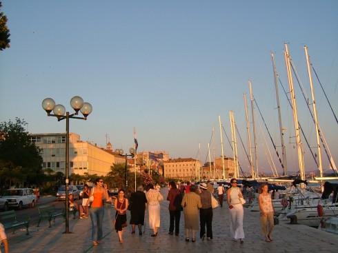 Sibenik, Adriaterhavet, Unescos liste over Verdensarven, middelalder, renessanse, Zadarkysten og øyene, Kroatia
