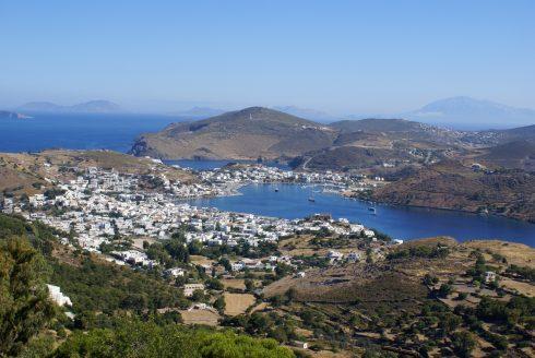 Patmos, Hellas