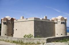 St.-Tropez, castell, Cote d'Azur, Sør-Frankrike