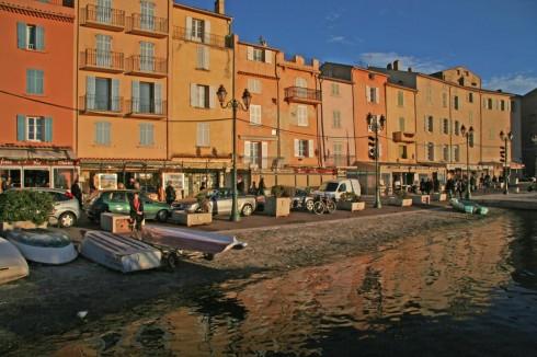 Saint Tropez, Cote Azur, Sør-Frankrike