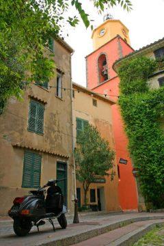 Saint-Tropez, St.-Tropez, Cote d'Azur, rivieraen, Sør-Frankrike