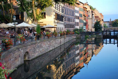 Strasbourg, Grand Ile, bindingsverk, Unescos liste over Verdensarven, Nord-Frankrike, Frankrike