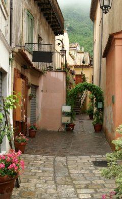 Maratea, Catena Costiera, Calabria, Sør-Italia