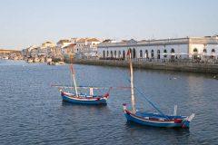 Tavira, Algarvekysten, Sør-Portugal, Portugal