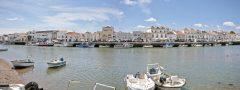 Gilao, Tavira, Algarvekysten, Sør-Portugal, Portugal