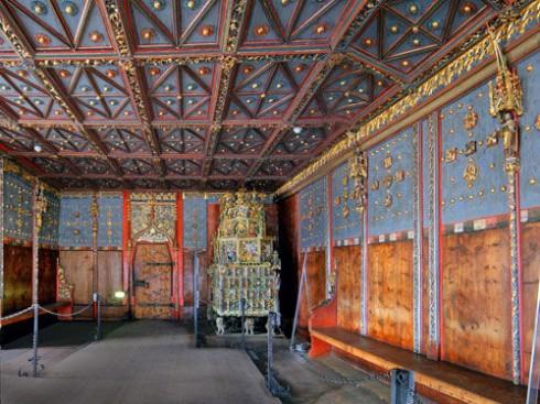 Regentkammer, Hohensalzburg, Salzburg, Altstadt, Mozart, Unescos liste over Verdensarven, Tyrol og Salzburg, Østerrike