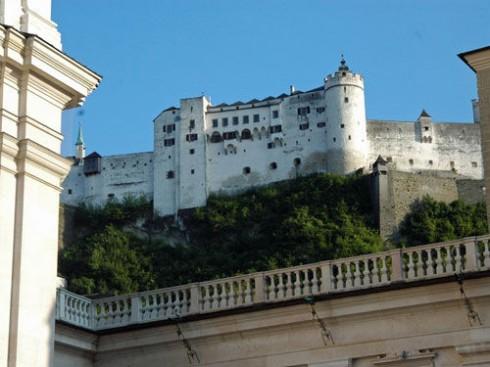 Hohensalzburg, Salzburg, Altstadt, Mozart, Unescos liste over Verdensarven, Tyrol og Salzburg, Østerrike