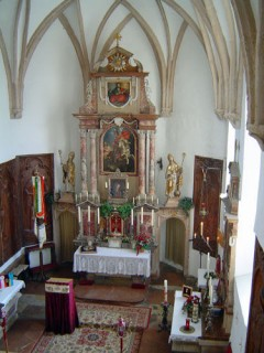 Hohensalzburgs gotiske kirke, Salzburg, Altstadt, Unescos liste over Verdensarven, Tyrol og Salzburg, Østerrike