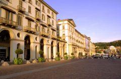 Piazza Vittorio Veneto, Torino, Valle d'Aosta og Piemonte, Unescos liste over Verdensarven, barokk-arkitektur, Nord-Italia, Italia
