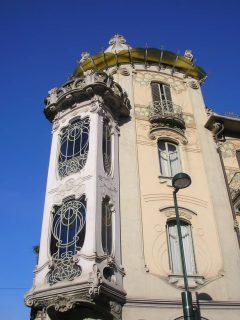 Art Noveau, Torino, Valle d'Aosta og Piemonte, Unescos liste over Verdensarven, barokk-arkitektur, Nord-Italia, Italia