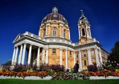 Basilica di Superga, Juvarra, Torino, Valle d'Aosta og Piemonte, Unescos liste over Verdensarven, barokk-arkitektur, Nord-Italia, Italia