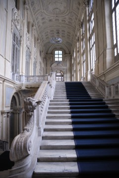 Juvarras, Palazzo Madama, Torino, Valle d'Aosta og Piemonte, Unescos liste over Verdensarven, barokk-arkitektur, Nord-Italia, Italia