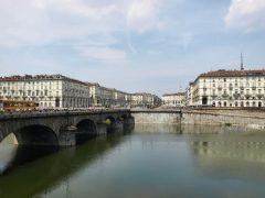 Ponte Regina Margherita, Torino, Valle d'Aosta og Piemonte, Unescos liste over Verdensarven, barokk-arkitektur, Nord-Italia, Italia