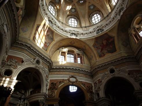 San Lorenzo, Guarini Guarino, Torino, Valle d'Aosta og Piemonte, Unescos liste over Verdensarven, barokk-arkitektur, Nord-Italia, Italia