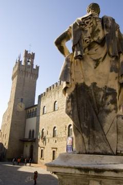 Arezzo, renessanse, middelalder, historisk bydel, gamleby, Toscana, Midt-Italia, Italia