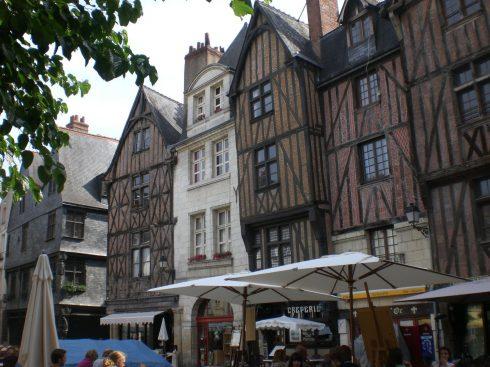 Tours, Unesco, Loiredalen, Vest-Frankrike