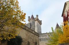 Palais de Duches de Uzés, Sør-Frankrike, Frankrike