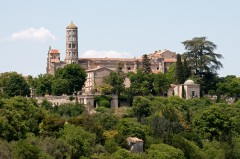 Cathédrale Saint-Théodorit, Uzés, Sør-Frankrike, Frankrike