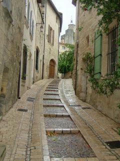 Uzès, Sør-Frankrike, Frankrike