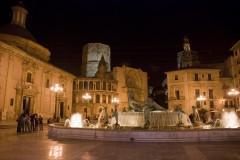 Plaza de la Virgen, Valencia, Unescos liste over Verdensarven, Costa Blanca og Valencia, Spania