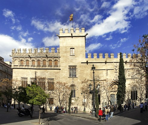 La Lonja, Valencia, Unescos liste over Verdensarven, Costa Blanca og Valencia, Spania