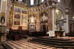 katedralen, Valencia, Unescos liste over Verdensarven, Costa Blanca og Valencia, Spania