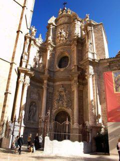 Vistas de la Catedral, Valencia, Unescos liste over Verdensarven, Costa Blanca og Valencia, Spania