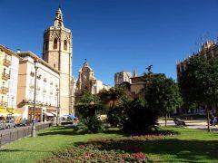Plaza de la Reina y El Miguelete, Valencia, Unescos liste over Verdensarven, Costa Blanca og Valencia, Spania