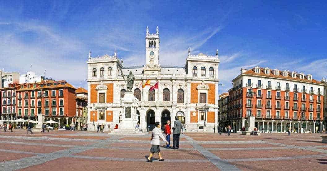 Valladolid, ReisDit.no
