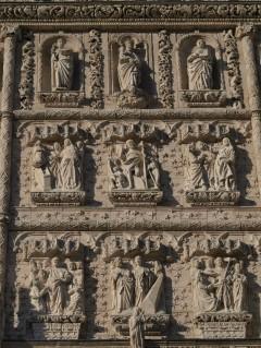 Iglesia de San Pablo, Valladolid, historisk bydel, gamleby, Castilla y Leon, Madrid og innlandet, Spania