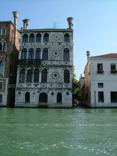 Palazzo Dario, Canal Grande, Venezia, Marcus-plassen, Unescos liste over Verdensarven, middelalder, gotikken, evangelisten Marcus, renessanse-arkitektur, Veneto, Nord-Italia, Italia