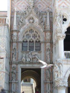 Dogepalassets, Venezia, Marcus-plassen, Canal Grande, Unescos liste over Verdensarven, middelalder, gotikken, evangelisten Marcus, renessanse-arkitektur, Veneto, Nord-Italia, Italia
