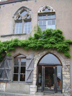 Vezelay, middelalder, korstogene, Midt-Frankrike, Frankrike
