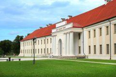 Litauens Nasjonalmuseum, Asenal, Katedralplassen, Pilies, Markedsplassen, Vilnius, historisk, gamleby, Unesco Verdensarven, Lithauen, Baltikum