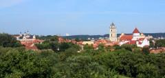 Vilnius, historisk, gamleby, Unesco Verdensarven, Lithauen, Baltikum