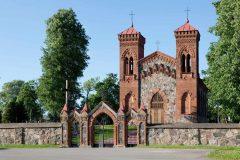 St. Josefs kirke, Vilnius, historisk, gamleby, Unesco Verdensarven, Lithauen, Baltikum