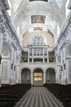 St. Peters & St. Paul, Vilnius, historisk, gamleby, Unesco Verdensarven, Lithauen, Baltikum