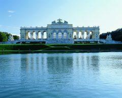 Gloriette, Schloß Schönbrunn, Wien, Innere Stadt, Unescos liste over Verdensarven, Ober- Nieder-Österreich og Wien, Østerrike