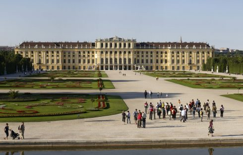 Scönbrunn-palasset, Wien, Innere Stadt, Unescos liste over Verdensarven, Ober- Nieder-Österreich og Wien, Østerrike