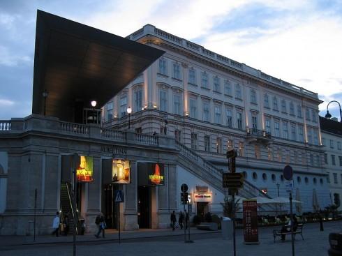 Albertina Museum, Wien, Innere Stadt, Unescos liste over Verdensarven, Ober- Nieder-Österreich og Wien, Østerrike